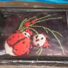 SPINNERIN SCULPTURED STITCHERY LADYBUG NEW IN PACKAGE