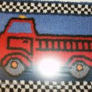 FIRE ENGINE BERNAT KIDS COLLECTION LH RUG 3