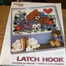 BABY MORNING LIGHT BEAR SWEET RUG/WALL HANGING KIT-OPEN