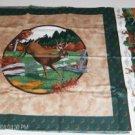 Buck Deer Pillow Panel - 2 Designs-Very Pretty