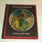 Search For Freedom,America & Its People History Textbk