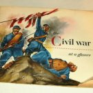 Civil War at a Glance, From American Press, 21 pages