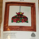 """""""TIFFANY"""" PRETTY STAINED GLASS LOOK PICTURE WONDERART"""
