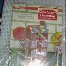 CANDYLANE DOORSTOP FROM THE NEEDLECRAFT SHOP -SWEET