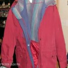Outbrook Burgundy Coat