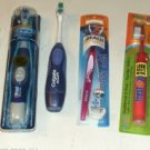 Huge Lot of New Toothbrushes & Toothpaste,Picks & Floss