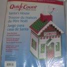 UNIE QUICKCOUNT SANTAS HOUSE TBC, SO CUTE