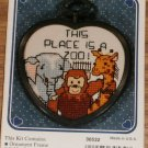 """NEW BERLIN COMPANY """"THIS PLACE IS A ZOO"""" GIRAFFE MONKEY"""
