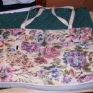 Brocade Floral Bag, Roomy, Pretty, Pockets,Look