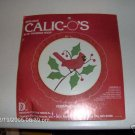 CALICO-S RED CARDINAL FRAME PICTURE