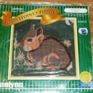 BABY BUNNY NEEDLEPOINT KIT FROM JANLYNN - CUTE