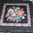 Rose Bouquet Pillow Panel - Very Pretty