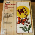 PUSSYWILLOW & BUTTERFLY WALL HANGING FROM MALINA-PRETTY