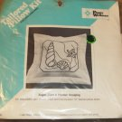 AUGER,CLAM & STARFISH GROUPING TAILORED PILLOW KIT CW