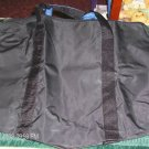 NICE BLACK NYLON BAG - NEW - LARGE SIZE