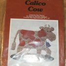 YOURS TRULY CALICO COW APPLIQUE PATTERN - ADORABLE