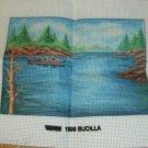 NICE LAKE SCENE FROM BUCILLA 1999