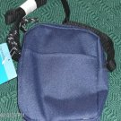 NWT Camera Bag, Blue With Pocket, Adjustable Strap