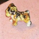 Adorable Speckled Puppy, Yellow & Black,Cute on Shelf
