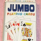 Jumbo Size Playing Cards, New In Box,Ezy To See Numbesr