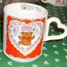 Bear In Heart,Sweet Valentines Cup,Grt For a Loved One