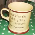 The Joneses Coffee Cup-Great Cup For These Times,Cute