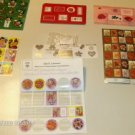 Variety of Stickers & Labels, Scrapbooking,General Use