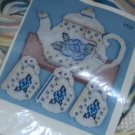 DESIGN WORKS KIT FOR TEAPOT WALL HANGING