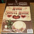 "HOME SWEET HOME ""OUR HOME"" WELCOME MAT GOOD SHEPHERD"