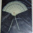 ELEGANCE WALL FAN - VERY PRETTY - NEW IN PACKAGE