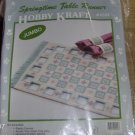 SPRINGTIME TABLE RUNNER FROM HOBBY CRAFT - VERY PRETTY