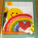 SUNSHINE RAINBOW SMILY FACE HEART FROM CARON NATURA