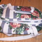 FLORAL INSULATED LUNCH BAG/ BONUS BAG PRICE SLASHED