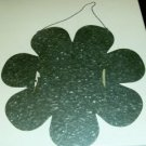 Metal Daisy Magnet Hanger or Craft Project - New