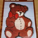 TEDDY BEAR KIT FROM SULTANA, ADORABLE, RED BOW, CUTE