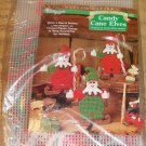 CANDY CANE ELVES   CHRISTMAS TRIMMING  NC SHOP  1