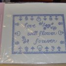 LOVE WILL FLOWER FOREVER SAMPLER