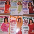 PREVENTION MAGAZINES FROM 2004 - NEW - PLUS BONUS