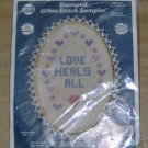 LOVE HEALS ALL - PRETTY SAMPLER