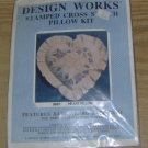 PRETTY DESIGN WORKS HEART PILLOW