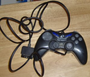 DUAL IMPACT II Game Controller