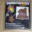 DIMENSIONS BEAR AND BALLOONS SWITCH CVR-PLASTIPOINT