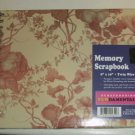 Memory Scrapbook From Twin Wire - Pretty - 50 Pages