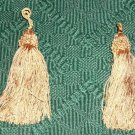 Gold Tassels, Pretty,Great for Craft Projects,Ties,More