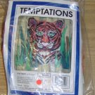 NICE TIGER WALL HANGING FROM TEMPTATIONS