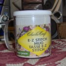 DESIGN YOUR OWN GIFT - E-Z STITCH MUG