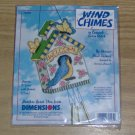 DARLING BIRDHOUSE WELCOME WINDCHIMES