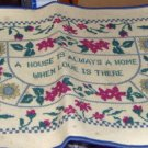 It is Always Home if Love is There rug - pretty