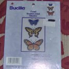 BUCILLA BUTTERFLY PICTURE - PRETTY -NIP