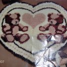 GORGEOUS GOOD SHEPHERD HEART SHAPED BEAR KIT